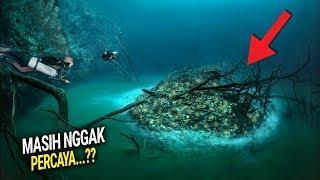 Video Subhanallah!! Untung Direkam! Para Penyelam Kaget! Saat Melihat Penemuan Sungai Di Bawah Laut! MP3, 3GP, MP4, WEBM, AVI, FLV Mei 2019