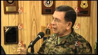 Ministro de la Defensa niega que en FAES exista sicariato @paola_alemanTCS