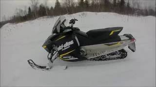 8. 2016 Skidoo MXZ 600 Sport review