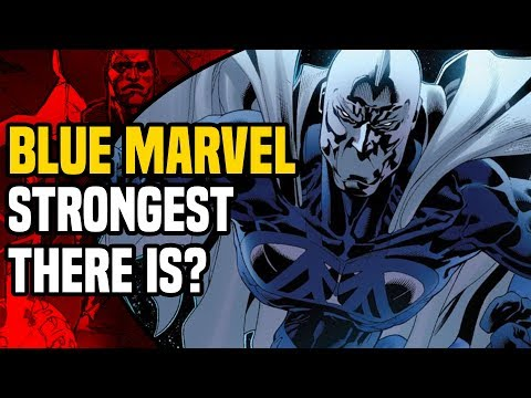 Blue Marvel: Does Science Prove That He Is Stronger Than The Hulk?