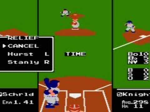 worldseries - 86 World Series Game 6, RBI Baseball.
