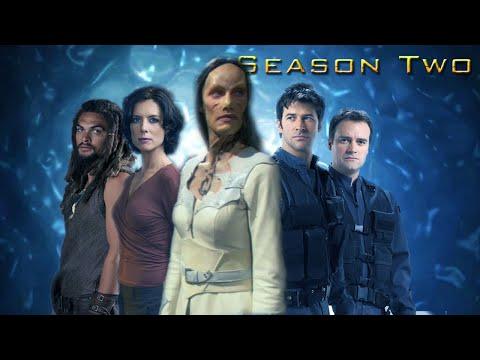 STARGATE ATLANTIS: Season Two (2005–2006) TRAILER
