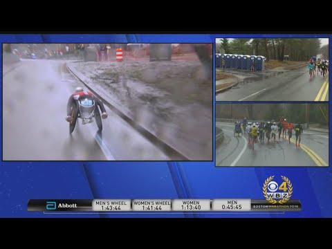 Marblehead's Shalane Flanagan Forced To Make Boston Marathon Pit Stop