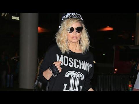 Fergie Struts Her Stuff After Success Of M.I.L.F. $