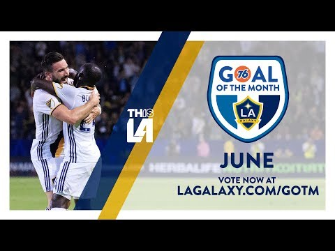 Video: June Nominees: Goal of the Month - presented by 76 Gas