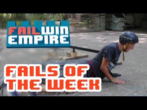 Fails Of The Week 4 January 2015 || FailWinEmpire
