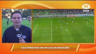 Rogério Micale comanda o primeiro treino com a equipe do Atlético MG; confira  FOX Sports