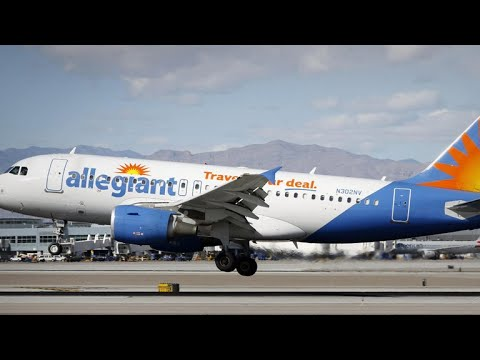 "FAA under scrutiny after ""60 Minutes"" Allegiant Air report"