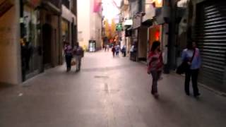 Lerida Spain  city pictures gallery : pind sawika.calle mayor, lerida ,spain,Shamsher Khan Janjua's videos.mp4