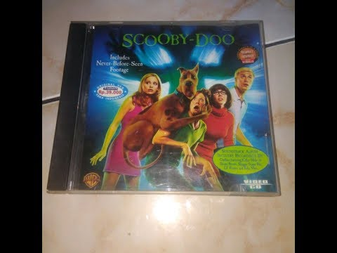 Opening To Scooby-Doo (2002 Live Action Movie) 2002 VCD