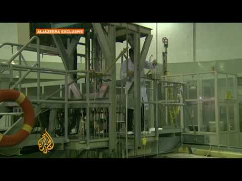 Iran reactor - The Tehran Research Reactor is an ageing nuclear facility located in the heart of the Iranian capital. Built by the United States as a nuclear research facil...