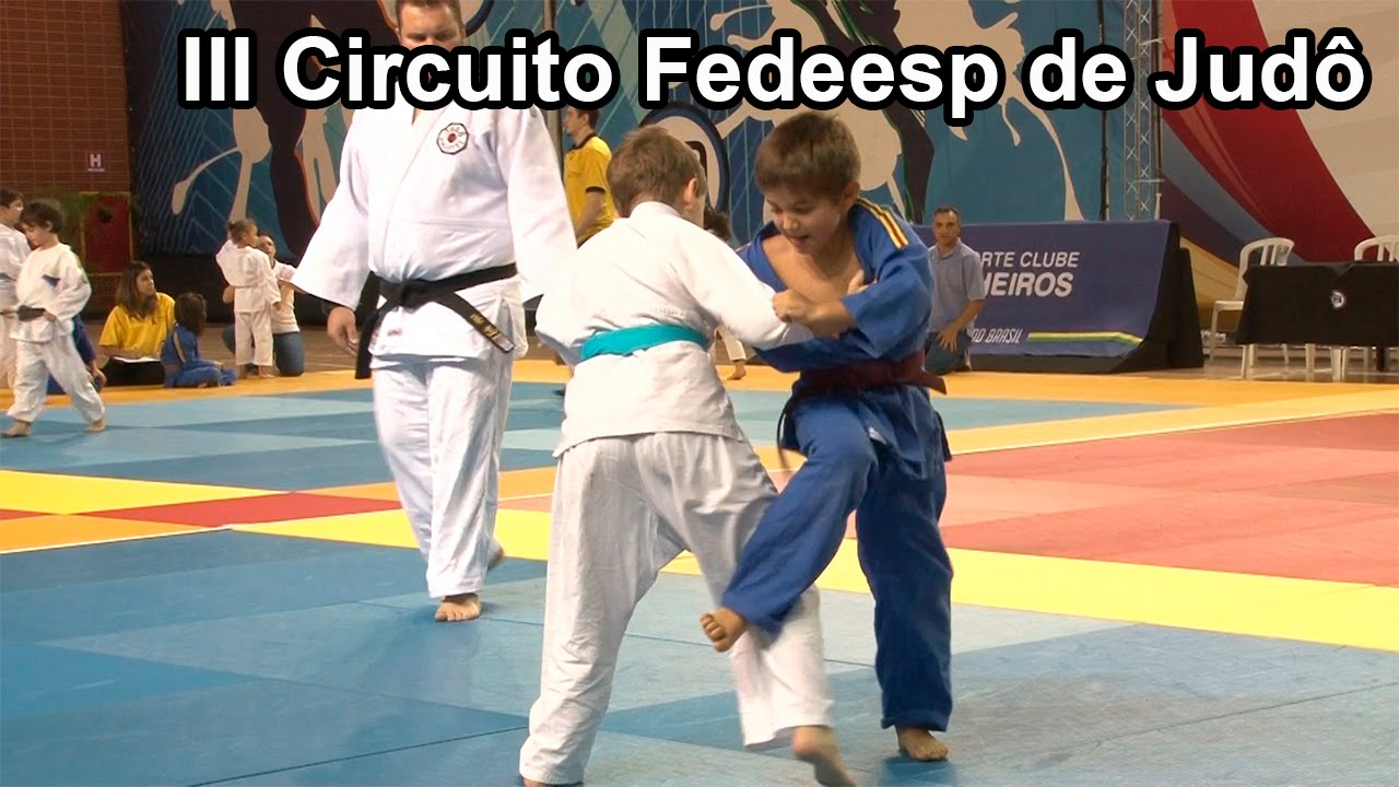 Circuito Fedeesp de Judô: III Circuito fedeesp de Judô