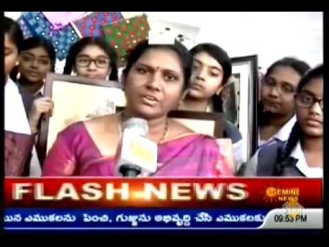 Video Chinmaya Vidyalaya on Gemini News 24 10 2016 download in MP3, 3GP, MP4, WEBM, AVI, FLV January 2017