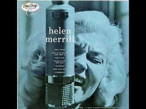 Tekst piosenki Helen Merrill - Don't Explain po polsku