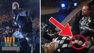 Video This Hand Signal Can Save a Wrestler From Being Seriously Injured! WWE Secrets You Didn't Know MP3, 3GP, MP4, WEBM, AVI, FLV Maret 2019