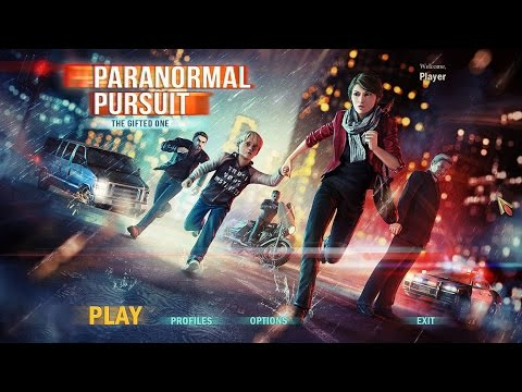 Paranormal Pursuit: The Gifted One Collector's Edition Gameplay & Free Download