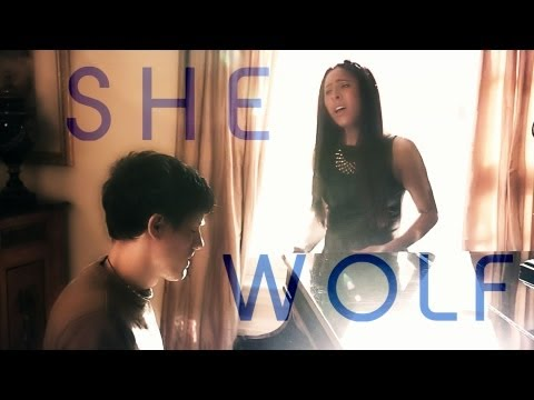 """David Guetta  """"She Wolf (Falling To Pieces)"""" feat. Sia  Cover by Kurt Hugo Schneider"""