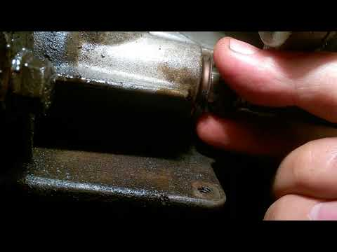сальник штока переключения передач форд мондео 1