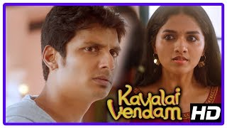 Video Latest Tamil Movies | Kavalai Vendam Movie Scenes | Jiiva loses his memory | Kajal Aggarwal MP3, 3GP, MP4, WEBM, AVI, FLV April 2018