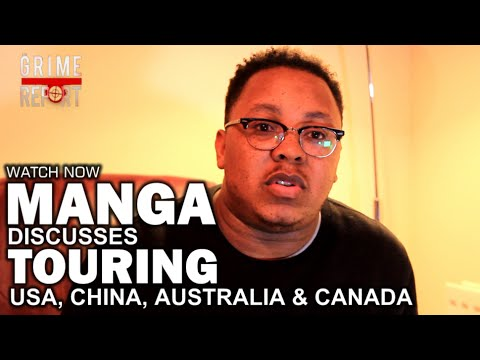"MANGA ""THEY WERE PLAYING SKEPTA, BIG NARSTIE & FLOWDAN IN CHINA"" @TheGrimeReport @MangaStHilare"