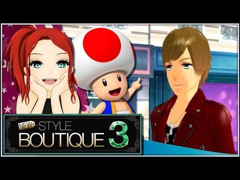 Dibujos de amor - Pase lo que pase!!!  09  New Style Boutique 3: Estilismo para celebrities
