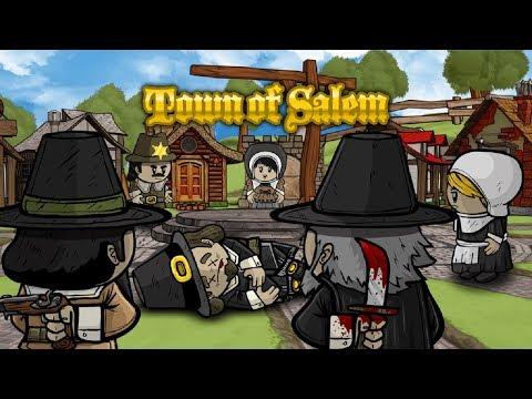 TOWN OF SALEM - ¿QUIEN ES EL ASESINO? (CON WILLY Y FARGAN)