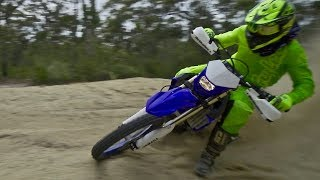2. Test 2018 Yamaha WR450 F