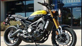 9. 2016 Yamaha XSR900 60th Anniversary Edition