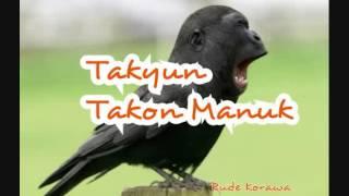 Takyun - Takon Manuk