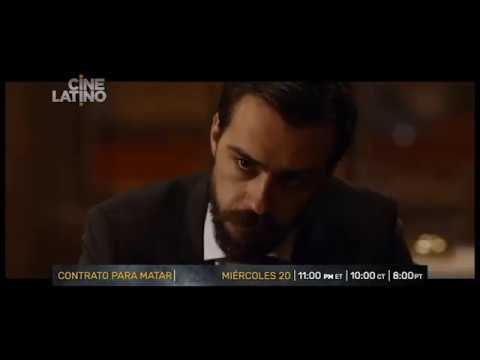 Contrato para matar -Trailer Cinelatino