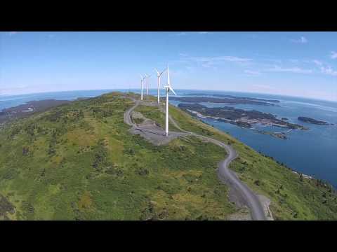 Kodiak Drone Video