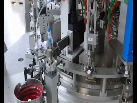 Pilot Assembly Machine - Flexomat