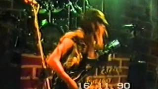 Video Detto - live koncert 16.11.1990 část.2