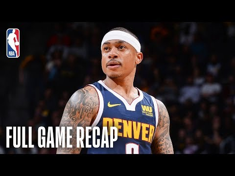 Video: KINGS vs NUGGETS | Isaiah Thomas Makes Debut, Jokic Wins It Late | February 13, 2019