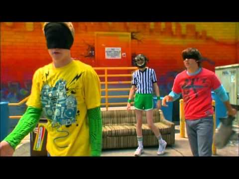 Zeke & Luther - Rybny baseball - Disney XD