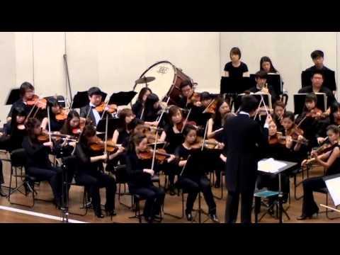 이화여자대학교 아마추어 오케스트라 ESAOS 제 41회 정기연주회