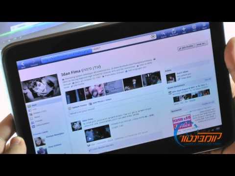 סקירת וידאו: HTC Jetstream AT&T