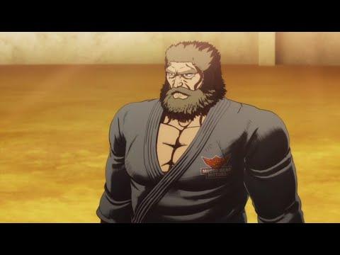 Kengan Ashura season 2 - [ AMV ] - Gensai Kuroki vs Lihito