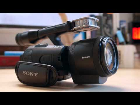Sony  NEX-VG30 Review
