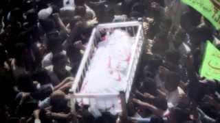 Shabir (as) ki Khatir Jeena Hai - Ali Safdar Noha 2014-15