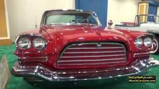 FULL INFO at http://nocarnofun.com/1959 Chrysler 300E, Willys Jeepster, 1959 Edsel Ranger at 2015 Miami Motor Show