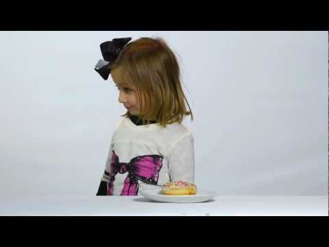 Funny Kids React To Fallsburg Chanukah Donut Temptation 1