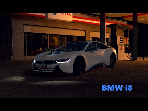BMW i8 v1.1
