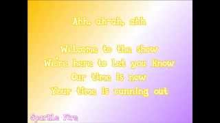 Download Lagu MLP: Rainbow Rocks - Welcome To The Show - Lyric Mp3