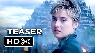 Nonton Insurgent Official Teaser Trailer #1 (2015) - Shailene Woodley Divergent Sequel HD Film Subtitle Indonesia Streaming Movie Download