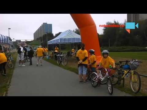 Start cyklozvonění 2