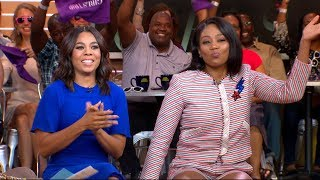 Video 'Girls Trip' stars had to do over many scenes because they were laughing MP3, 3GP, MP4, WEBM, AVI, FLV September 2018