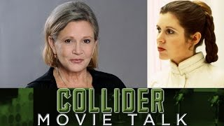 Carrie Fisher Passes Away - Collider Movie Talk by Collider
