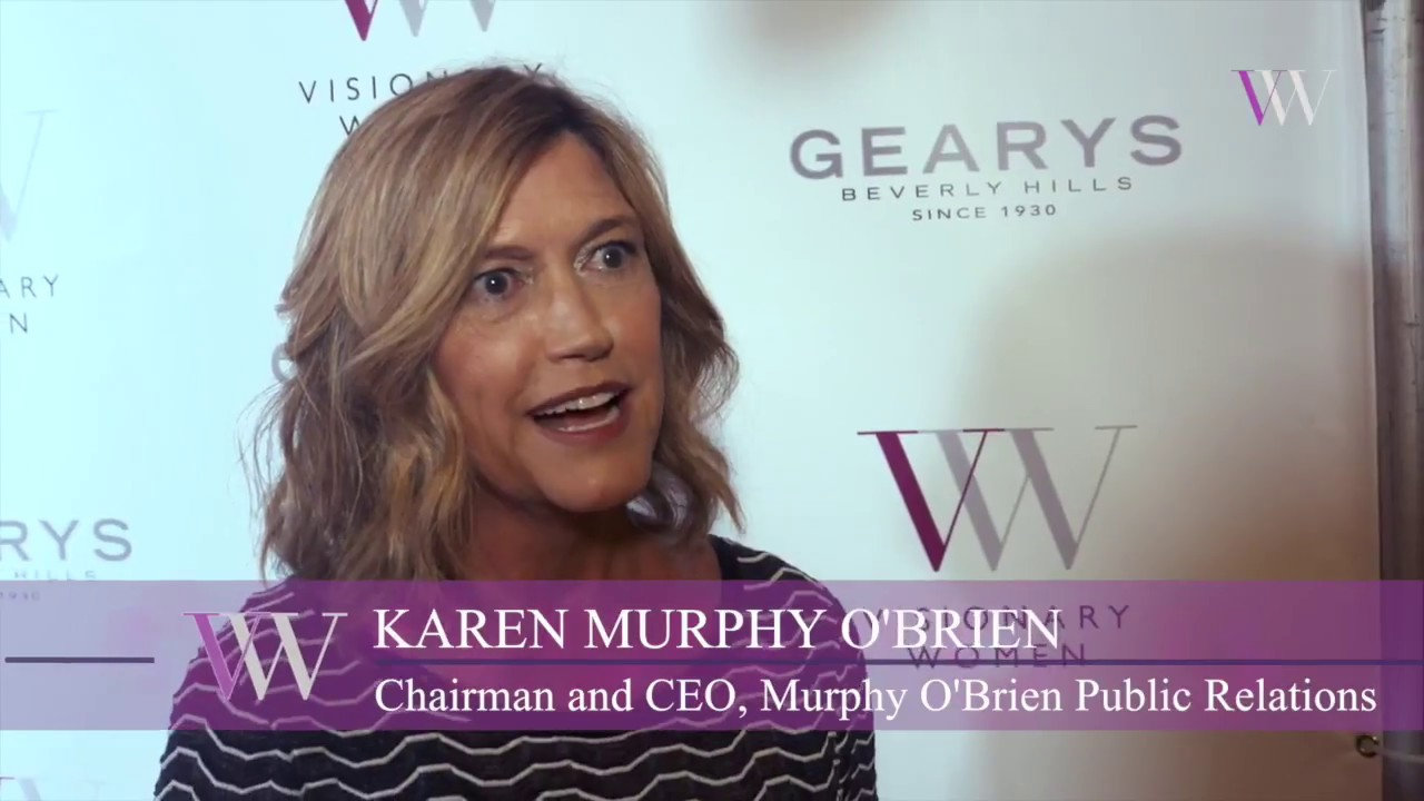 Karen Murphy O'Brien On The Power of Making Mistakes
