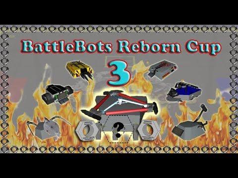 BattleBots Reborn Cup | Season 3 | Episode #8